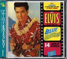ELVIS PRESLEY Blue Hawaii JAPAN 1st Press CD 1985 RPCD1010 3500Yen W/Obi RARE!!