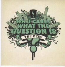 (BC269) The Bees, Who Cares What The Question Is- DJ CD