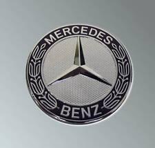 MERCEDES BENZ MB Stern Abdeckung Emblem Motorhaube C-klasse W 204