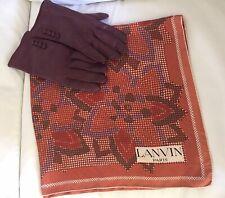 foulard lanvin
