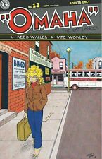 Omaha the Cat Dancer 13: Reed Waller & Kate Worley. 1st PRINT. NM