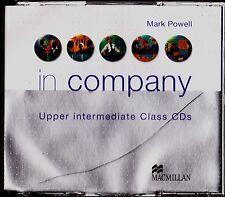 Mark Powell: In Company. Upper Intermediate CD de audio en inglés. Audiolibro,