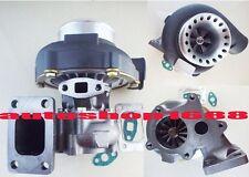 Turbo Black A/R .70 Anti-Surge T3 GT3582 GT30 T3T4 T04E A/R .63 turbocharger