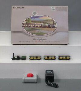 Bachmann 00628 Baltimore & Ohio The Lafayette HO Gauge Steam Train Set EX/Box
