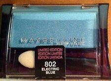 Maybelline Expert Wear Shadow 802 Electric Blue