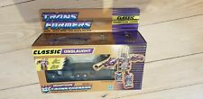 Transformers G1 Boxed Onslaught MISB New 1990 European edition AFA ready Mint