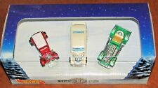 Hot Wheels 2000 Sweet 16, Purple Passion, & Ford Vicky VINTAGE HOT RODS Set