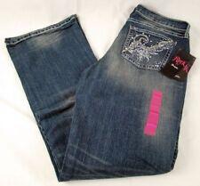 Womens Wrangler Rock 47 Rock a Bye Low Rise Boot Cut Jean NWT WJX61BY 1 x 36