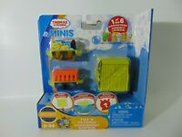 Thomas & Friends MINIS Fizz 'n Go Cargo Surprise Thomas & Monkey