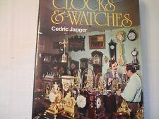 The World's GREATEST CLOCKS & WATCHES  -  Jagger  1977 HC/DJ