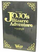 JOJO'S BIZARRE ADVENTURE Guide w/Poster Arcade Book VJ31