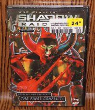 Shadow Raiders Vol. 6: Final Conflict (DVD, 2001) ShadowRaiders Anime Brand New