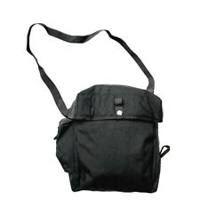 New Army and Police Issue Black PLCE S10 Respirator Haversack Bag