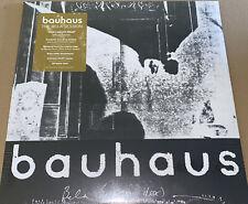 BAUHAUS! BELA LUGOSI'S DEAD - THE BELA SESSION! VINYL LP  W/POSTER! 40TH ANIV!