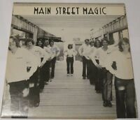 MAIN STREET MAGIC LP DJ Private 80s Teen Cover Band 1981 So. California EX++