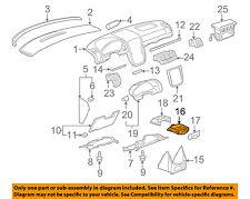 GM OEM Instrument Panel Dash-Cup Holder 15119264