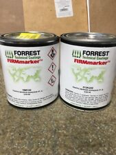 Forrest Firm-marker Epoxy Adhesive, For Use With Rumble Strip. 8FGEPXYQTKIT.