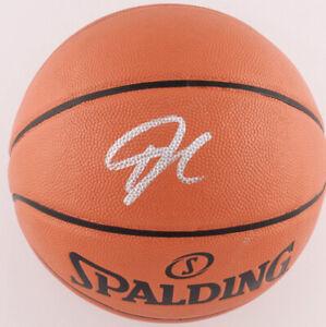 Giannis Antetokounmpo Silver Signed Spalding Replica NBA Basketball!! JSA COA!!