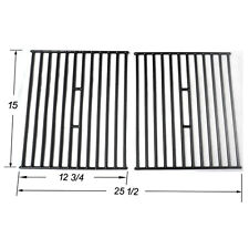 Broil King Grill Grate Replacement Porcelain Cast Iron Cooking Grid JGX362