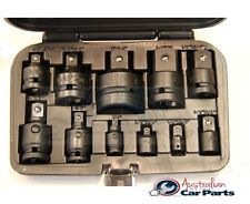 Impact Socket Adaptors & Impact Universal Joint Set T&E tools 76348 NEW SPECIAL