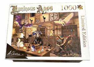 Tavern of Dreams 1000 piece Fantasy Jigsaw Puzzle - Limited Edition to 1000