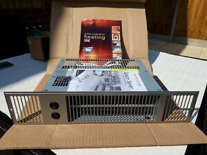 Smiths Kickspace Fan Heater With Steel Grille to be used with wet c/h system