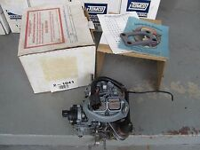 NOS TOMCO Reman Carburetor 1984 Chrysler Dodge Plymouth  2.2L 135ci 2BBL Charger