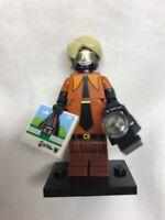 New LEGO Minifigure Series Ninjago Movie (71019) Flashback Garmadon