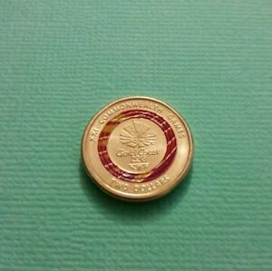 Special Australian 2016 $2 coin - Highly Collectable - Rare Limited Coin