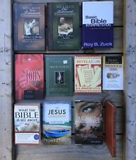 Lot of 11 Christian Books