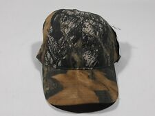 OWENS CORNING HAT CAP CAMOUFLAGE  Strapback Hunting Hat mossy oak New with tag