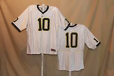 MICHIGAN WOLVERINES   Nike  #10  FOOTBALL JERSEY  XL  NwT white