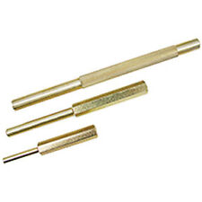ATD 3pc BRASS Pin and Drift Punch Set #4075