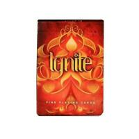 Ignite Fire Playing Card Deck by Ellusionist Magic Poker