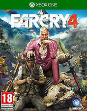 Far Cry 4 (Microsoft Xbox One, 2014)