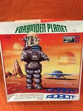 Robby The Robot Comet Miniatures Limited Edition Injection Model Lot.  Rare