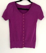 Jacqui E Nylon Short Sleeve Regular Tops & Blouses for Women