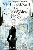 The Graveyard Book-ExLibrary