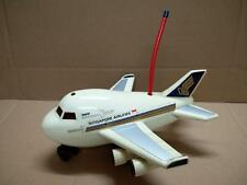 Singapore Airlines SIA Airplane Model Malaysia Working w/ Sound & Light (A1379)