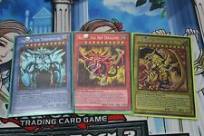 Custom Yugioh Oricas: Egyptian God Card Set (Pro Series)