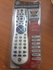 Universal GE Remote RM24927 Factory Sealed; Controls 8 Devices