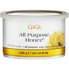 GiGi ALL PURPOSE HONEE WAX 8 oz (226 g) Hair Removal Professional Use