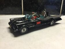 Corgi Toys Batmobile With Batman Figure