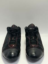 USED Mens CONVERSE WADE 2.0 MID Size sz 9.5 Dwyane Wade Miami Heat Black/Red