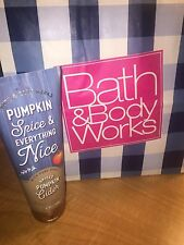 Bath & Body Works Spiced Pumpkin Cider Body Cream With Pure Honey 8oz/226g
