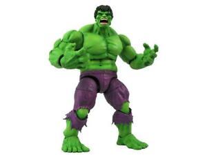 Marvel Select Avengers: IMMORTAL (RAMPAGING) HULK ACTION FIGURE