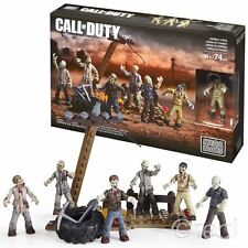 Call Of Duty Zombies Horde Mega Bloks Sets Figurines Construction Officel