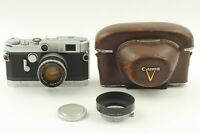 [Near MINT] Canon VT Rangefinder Camera Body + 50mm f/1.8 Lens + Case From Japan