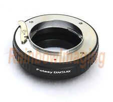 Exakta Auto Topcon lens to Samsung NX1 NX500 NX3300 NX3000 NX30 camera adapter