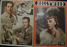 HOLLYWOOD N° 23/07.GIU.1947 Sett.le Cinematografico : LILIANA LAINE - L. TURNER
